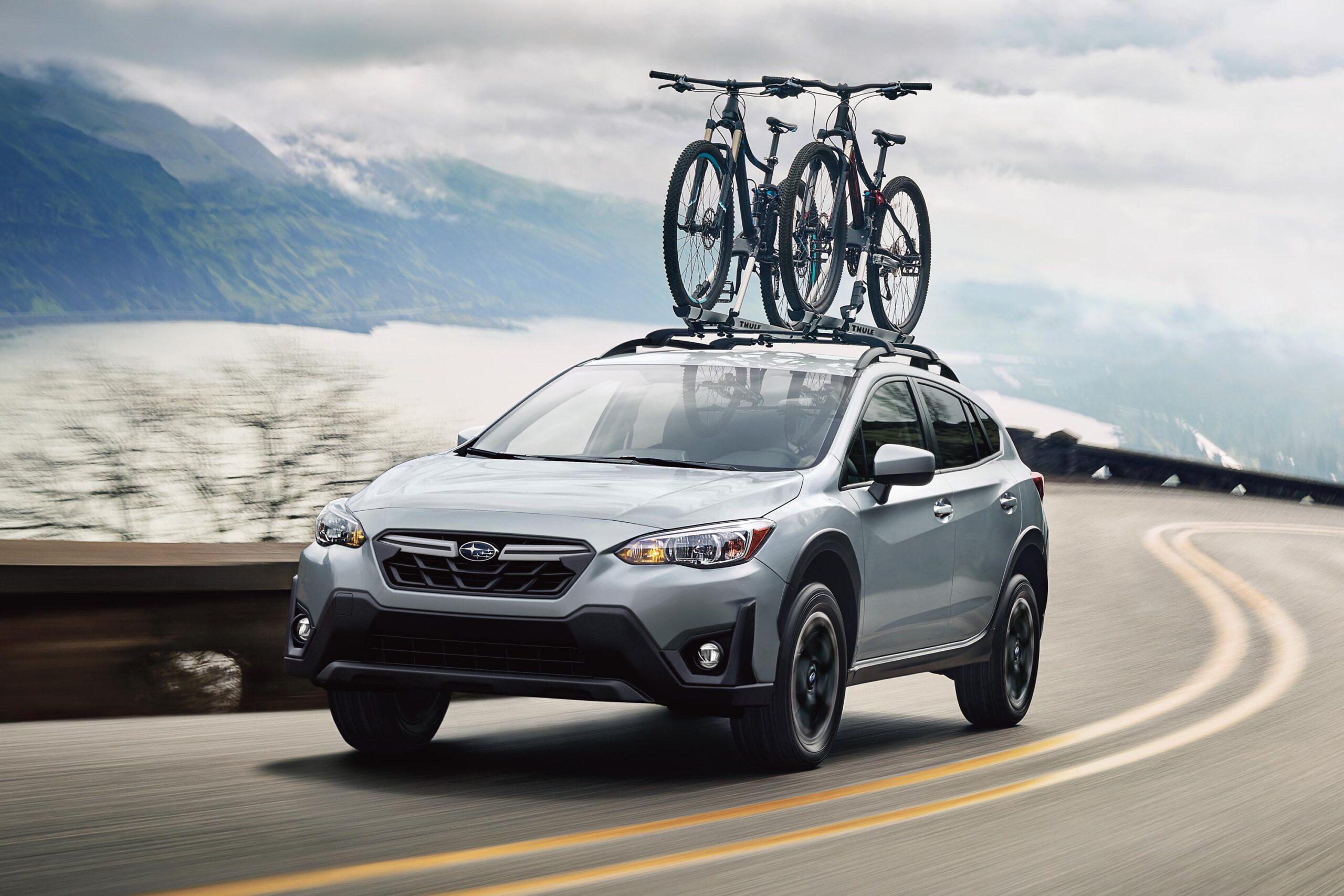 Subaru Crosstrek 2021 couleur gris