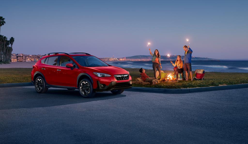 Subaru Crosstrek 2021   Disponible chez Option Subaru
